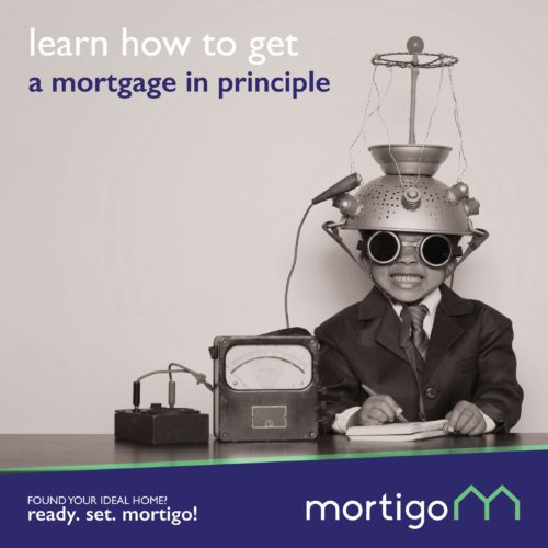Learn how to get a mortgage in principle