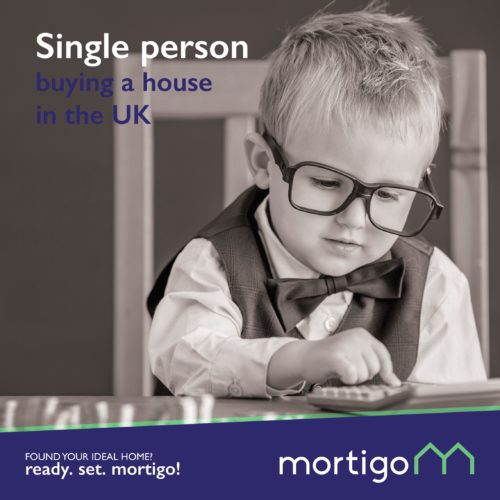 Single Person Buying a House in UK